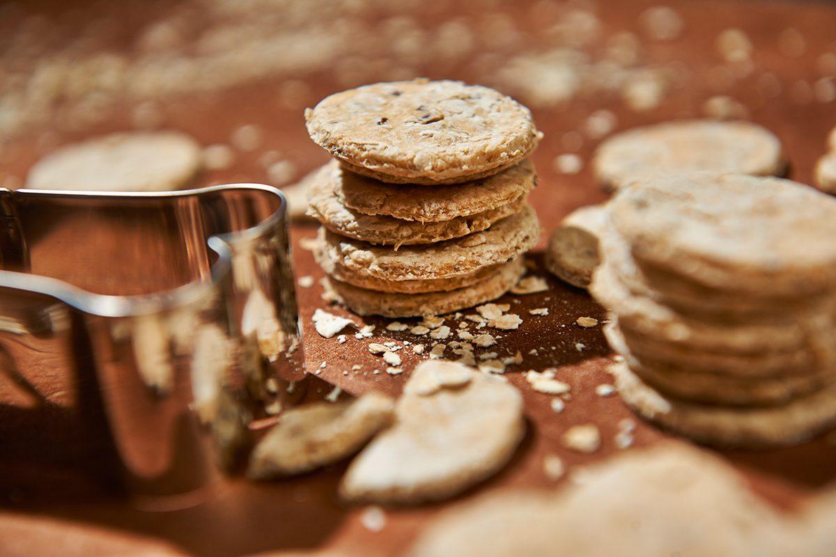 vegetarische-cookies-fuer-den-hund-Foto: Maike Helbig-Fier-Bettina-Bergwelt-www.ciaogianna.de